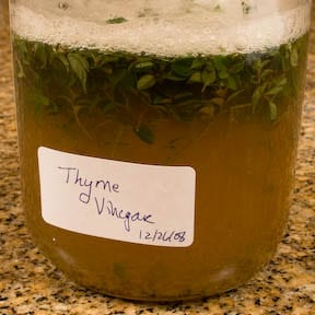 How to Make an Herbal Vinegar: Easy Herbal Home Medicine