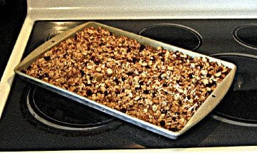 Cranberry Granola Recipe