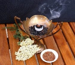 Incense for Self-transformation Recipe