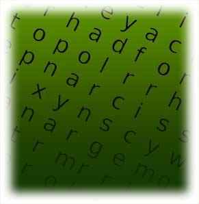 Pocket Herbal Word Find