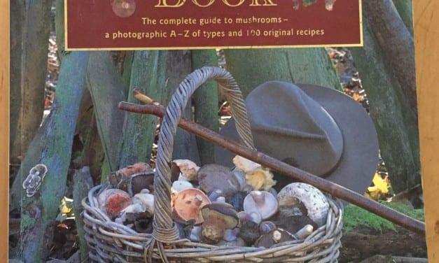 The Ultimate Mushroom Book by Peter Jordan and Steven Wheeler