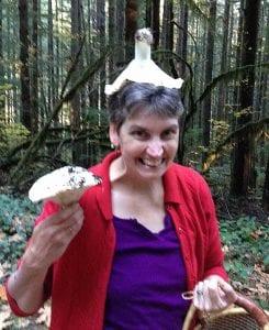 Sue-Mushroom
