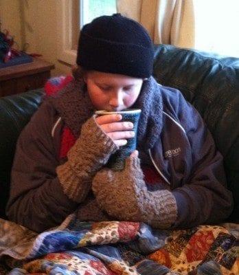 Mediterranean Flu Fighting Herbal Tea Blend