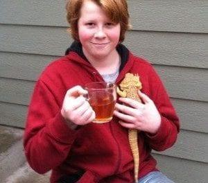 Happy Child Tea Blend