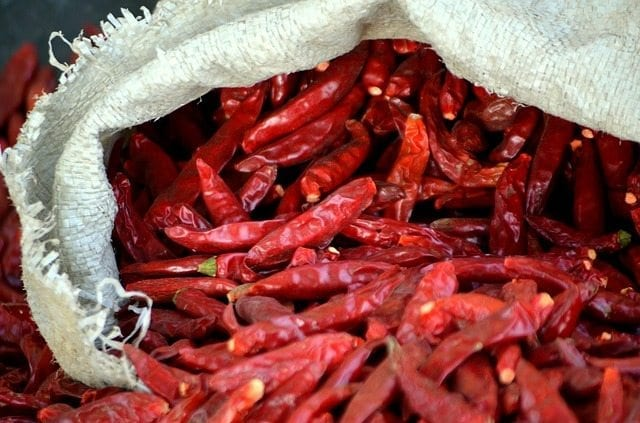 60.Chili Pepper, Spicy Herbal Medicine