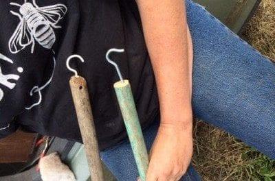 Branch Harvest Hooks