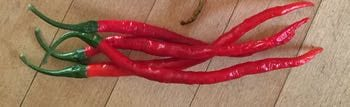 cayenne chilies