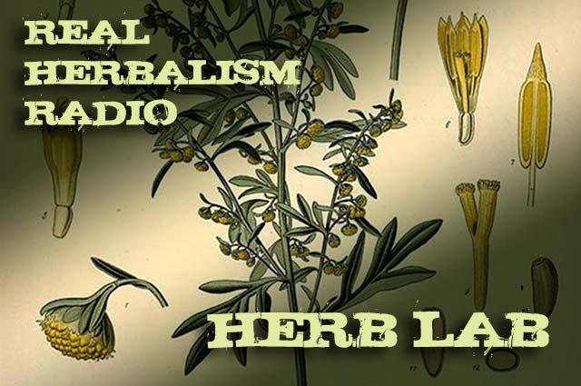55.Herb Lab with Herbal Studies and Herbal 101
