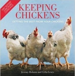 Keeping Chickens by Jeremy Hobson and Celia Lewis