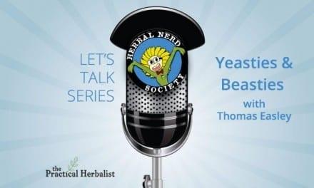 Let's Talk Series: Yeasties and Beasties with Thomas Easley