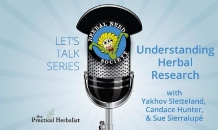 Let's Talk Series: Understanding Herbal Research with Jakob Slettleland