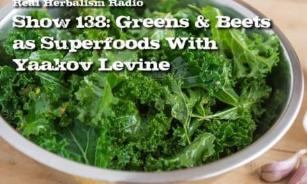 138.Greens and Beets as Superfoods With Yaakov Levine