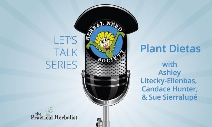 Let's Talk Series: Plant Dietas with Ashley Litecky-Ellenbas