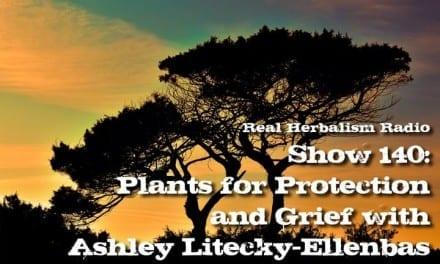 140.Plants for Protection and Grief with Ashley Litecky-Ellenbas