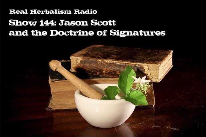 144.Jason Scott and the Doctrine of Signatures