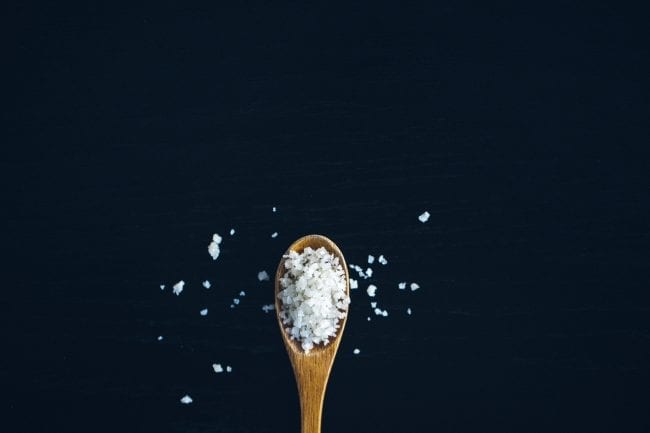 Nutritionally Speaking: Need Salt?