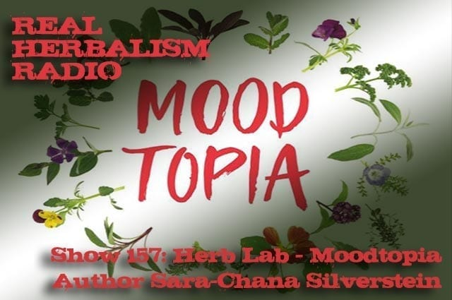 157.Herb Lab – Moodtopia Author Sara-Chana Silverstein