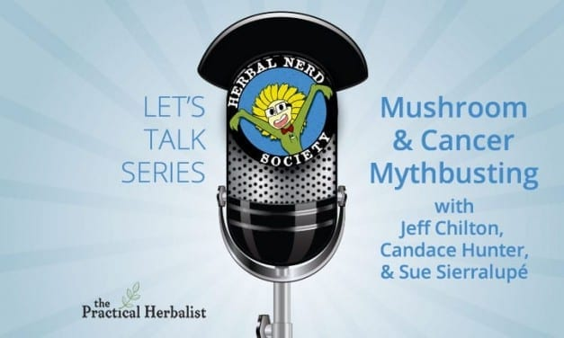 Mushrooms, Cancer and the Myths Surrounding Them with Jeff Chilton Part of the Let's Talk Series