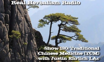 180.Traditional Chinese Medicine (TCM) with Justin Ehrlich LAc