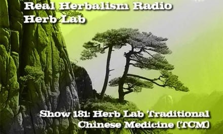 181.Herb Lab – Traditional Chinese Medicine (TCM)