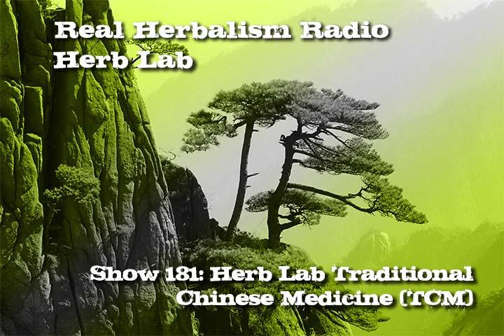 181.Herb Lab – Traditional Chinese Medicine (TCM)