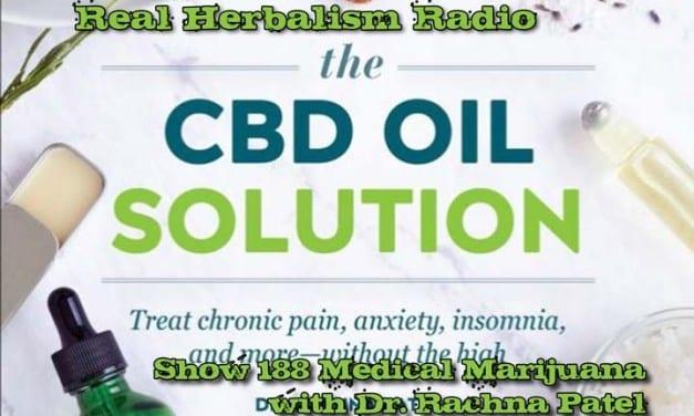 188.Medical Marijuana with Dr. Rachna Patel