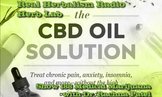 189.Medical Marijuana – CBD – Herb Lab