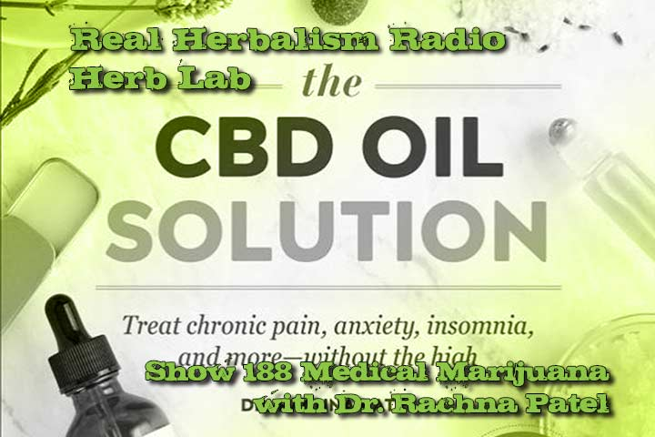 189.Medical Marijuana – CBD – Herb Lab