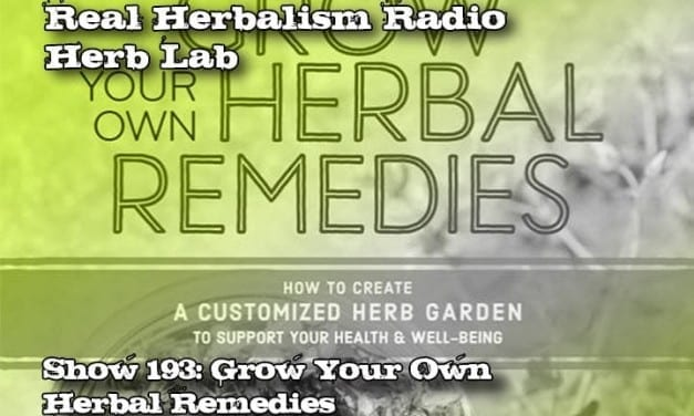193.Grow Your Own Herbal Remedies – Herb Lab