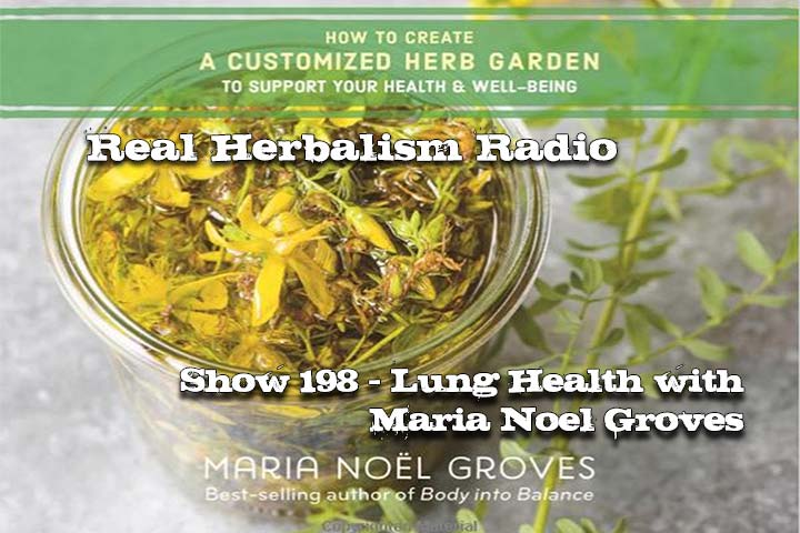 198.Lung Health with Maria Noël Groves