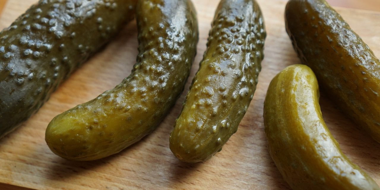 Babcia's Dill Pickles: Lacto-Ferment, Countertop Crock Pickles