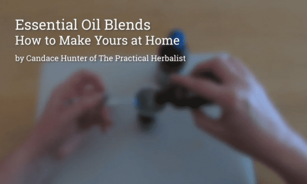 Make Your Own Essential Oil Blends