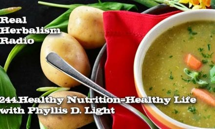 244.Healthy Nutrition=Healthy Life with Phyllis D. Light