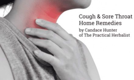 Cough & Sore Throat: Natural Home Remedies for Lungs & Throat