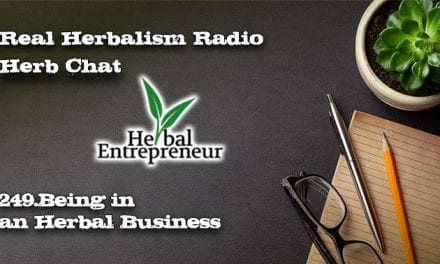 249.Being in Business for Herbalists-Herb Chat