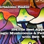 254.Best Approach to Magic Mushrooms & Psilocybins with Bett Williams