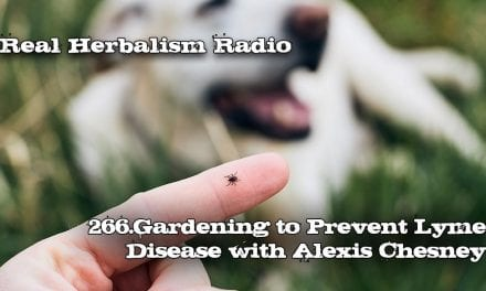 266.Garden to Prevent Lyme Disease with Alexis Chesney
