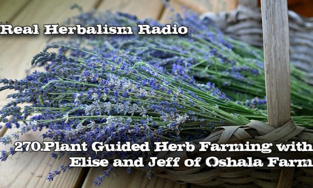 270.Plant-Guided Herb Farming with Elise and Jeff of Oshala Farm