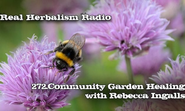 272.Community Garden Healing with Rebecca Ingalls