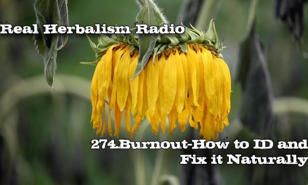 274.Burnout: How to ID and Fix it Naturally