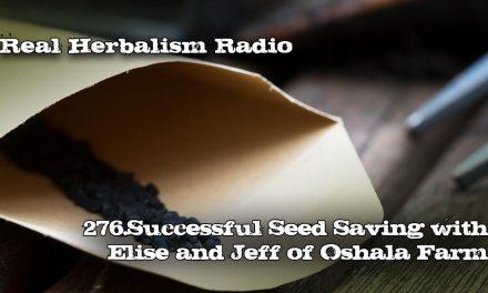 276.Saving Seeds Successfully with Elise and Jeff of Oshala Farm